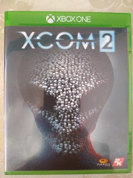 Xcom 2 Física Xbox One Importado Ed Singapura Frete R$10