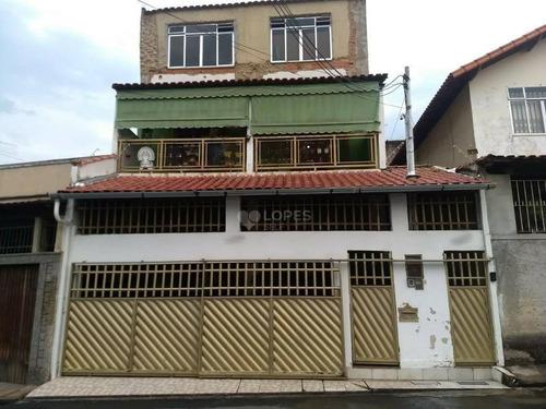 Imagem 1 de 13 de Casa À Venda, 150 M² Por R$ 680.000,00 - Largo Do Barradas - Niterói/rj - Ca20821