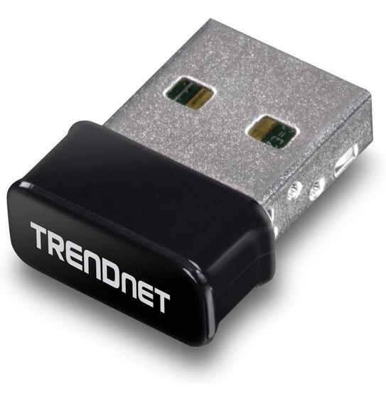 Trendnet Micro Ac1200adaptador Usb Inalambrico, Mu-mimo...