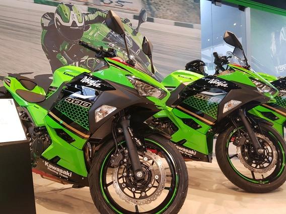 Kawasaki Ninja 400 - 2020 - Yamaha Mt03 - Rebeca