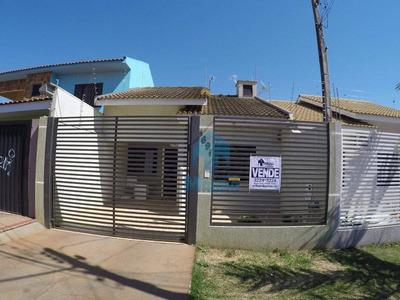 Casa Residencial À Venda, Santo Onofre, Cascavel. - Ca0219