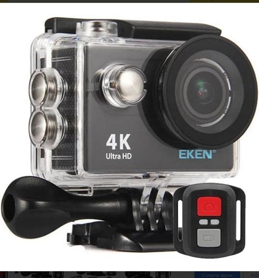 Câmera Eken H9r 4k Sport Full Hd - Funciona Como Webcam