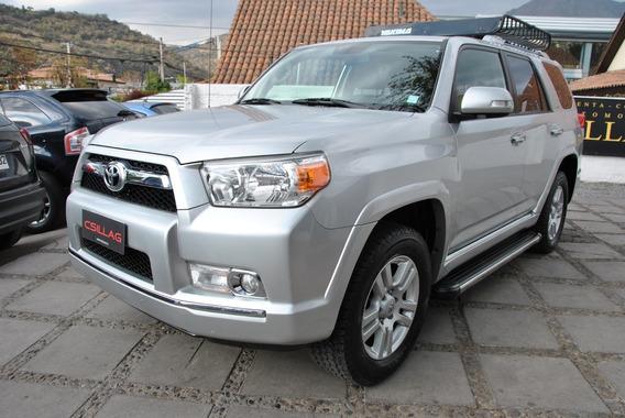 Toyota 4runner Limited 4wd 2013 3 Corridas Hermosa
