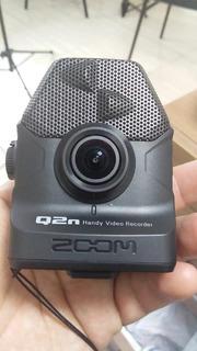 Zoom Q2n - Full Hd + Acessórios Grátis