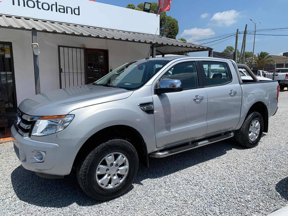 Ford Ranger 2.5 Cd 4x2 Xl Safety Ivct 166cv 2016