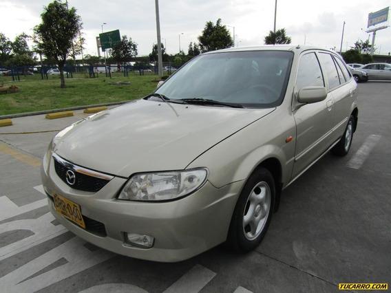 Mazda Allegro Mt 1600 Full Equipo