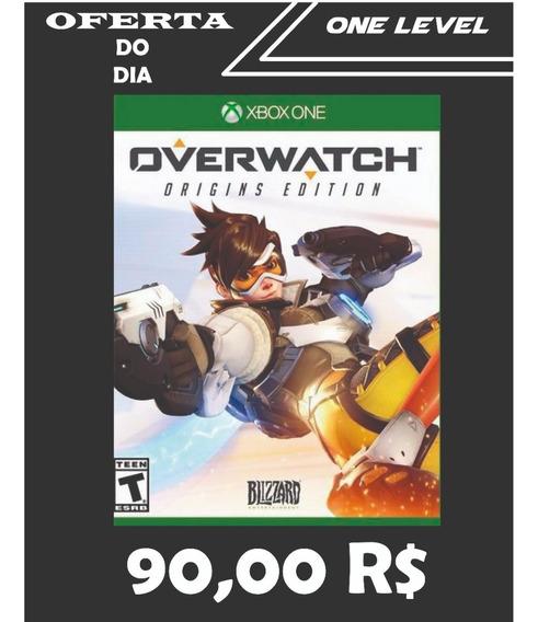 Overwatch Origins Edition Xbox One Online Original