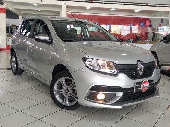 Renault Sandero Gt Line 1.6 Sce 2017 - Prata