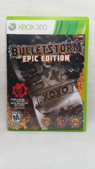 Bulletstorm Epic Edition Xbox 360 Original Completo