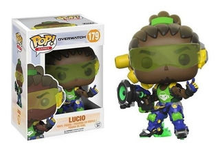 Funko Pop Overwatch Lucio 179 Nuevo Original Vdgmrs