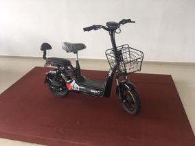 Scooter Eletrica 350w Preta