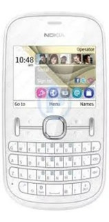 Nokia Asha 201 Usado