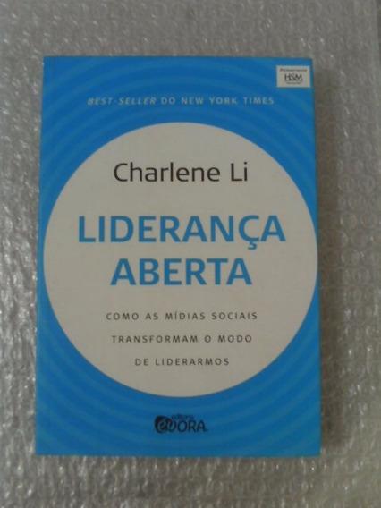 Liderança Aberta - Charlene Li