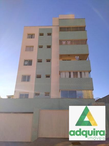Apartamento Padrão Com 4 Quartos No Edifício Amazonas - 5682-l