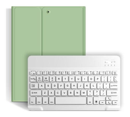 Capa Case Silicone C/ Teclado Bluetooth Para Mini 4 / Mini 5