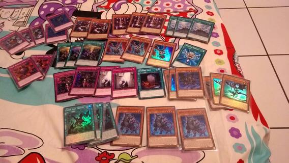 Deck Dark Lord - Cartas Colecionáveis R P G  Yu-Gi-Oh! no