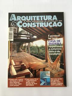 Revista Arquitetura E Construção - Setembro 1998 - Nº 137