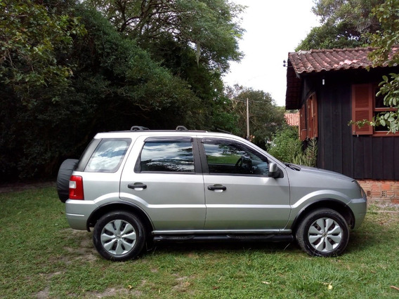 Ecosport Xl 2005, Gnv E Gasolina, Super Inteira.