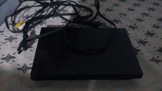 Playstation 2, Com Cabos, Leitor Com Defeito