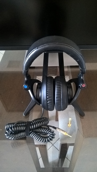 Headphone Sony Mdr-7509 - Made In Japan - !!! Raríssimo !!!