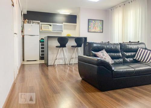 Apartamento À Venda - Vila Santista, 1 Quarto,  49 - S893115905