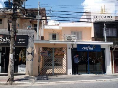 Sobrado Comercial Na Vila Galvão. - So3913
