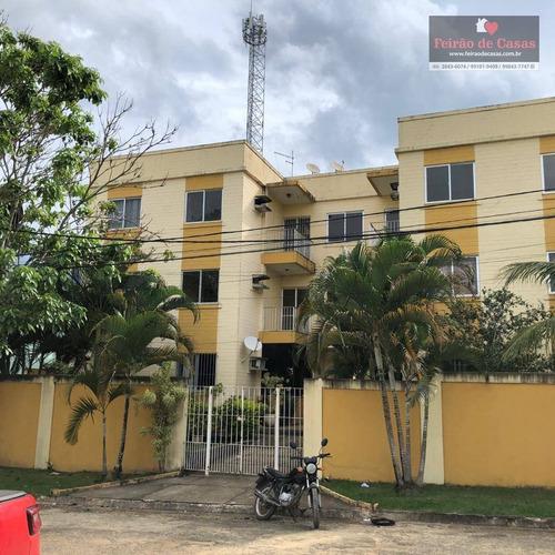 Apartamento Com 2 Dormitórios À Venda, 52 M² Por R$ 110.000,00 - Maria Turri - Rio Das Ostras/rj - Ap0002