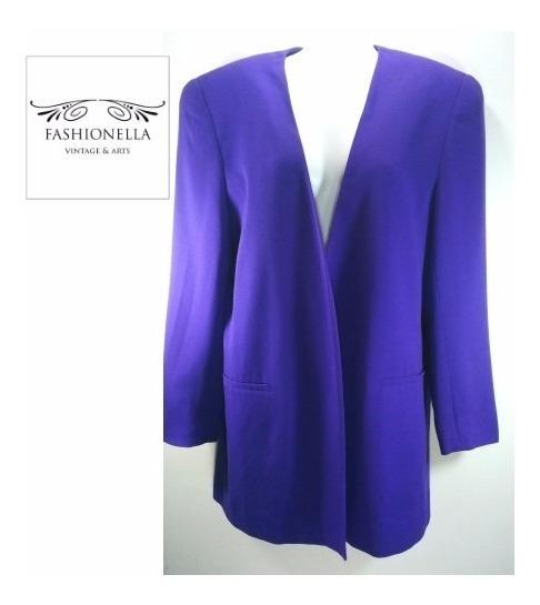 Saco Morado Jones New York - Fashionella - L(10) T9y1