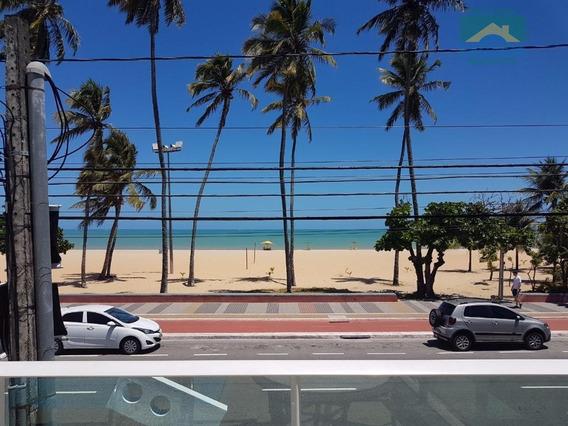 Apartamento Residencial Para Locação, Cabo Branco, João Pessoa. - Ap1132