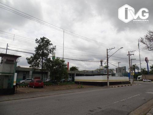 Imagem 1 de 3 de Área À Venda, 20000 M² Por R$ 85.000.000,01 - Jardim Santa Francisca - Guarulhos/sp - Ar0082