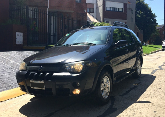 Fiat Palio Adventure 1.8 Mpi 2006 Alarma Weekend Familiar