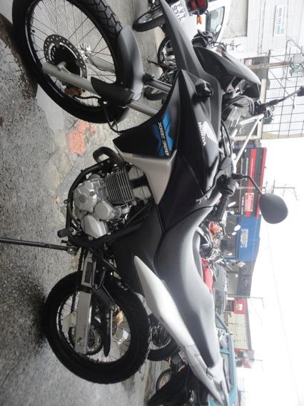 Honda Xre 300 2015 Preta (baixa Km)