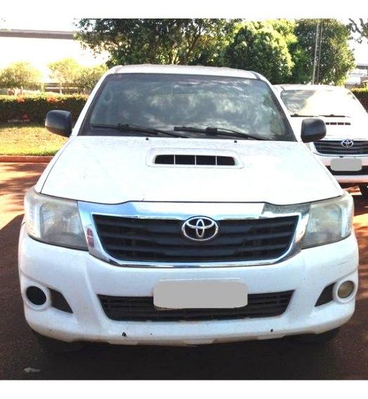 Toyota Hilux Cabine Dupla 4x4 Diesel 2013