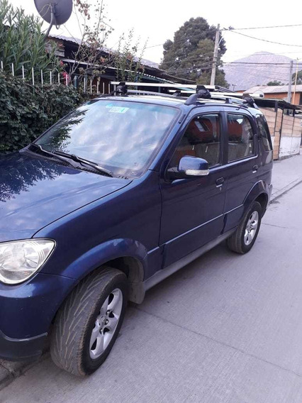 Zotye Hunter Full Equip