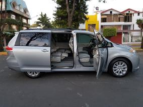 Toyota Sienna Limited 2014 Fac Agencia, Todo Pagado 365,000