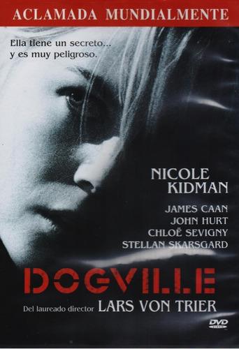 Dogville Lars Von Trier Nicole Kidman Pelicula Original Dvd Mercado Libre