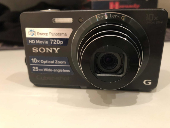 Cámara Digital Sony Hd Movie 720p