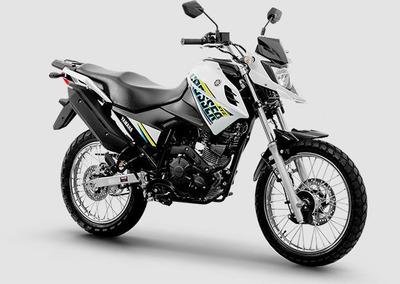Crosser S 150 Abs 0 Km Branca Yamaha
