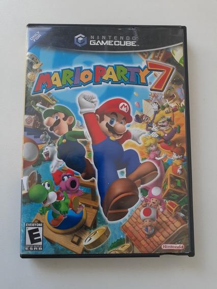 Jogo Mario Party 7 (gamecube)