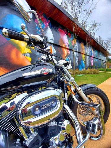 Imagem 1 de 8 de Harley Davidson  Xl 1200 Custom