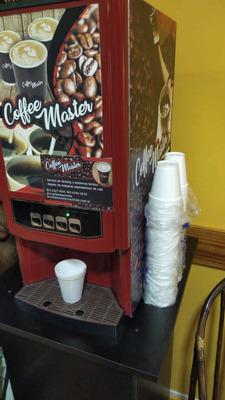 Alquiler De Máquina Expendedora De Café Eventos