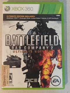 Battlefield Bad Company 2- Última Edición- Xbox 360 Fisico