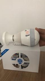 Camera Lampada 360 Graus Lds Wi Ip Hd 960 P