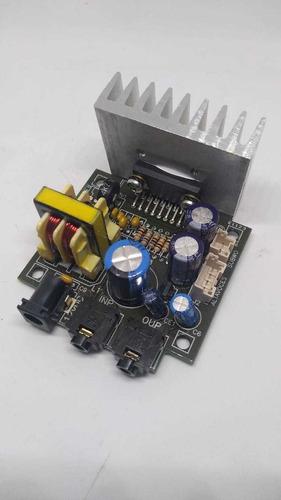Modulo Amplificador Estereo + Subwoofer