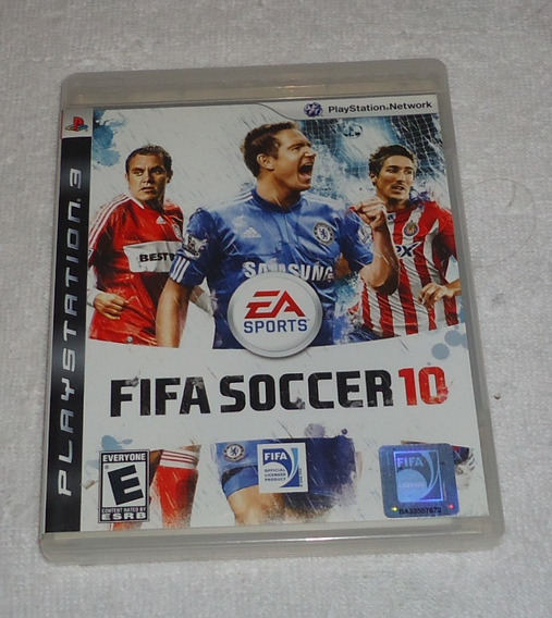 Fifa Soccer 10 Ps3 ** Frete Gratis Leia