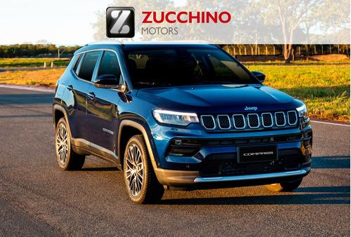Jeep Compass 1.3 Turbo Limited 2022   Zucchino Motors