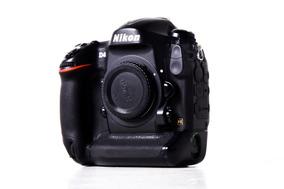 Nikon D4 Com 98 Mil Clicks Muito Nova Revisada .