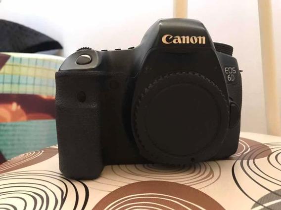 Câmera 6d Canon Em Torno De 300 K Ótimo Estado