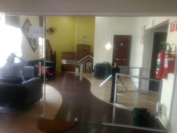 Sala Comercial Para Locação, No Centro. 50 Metros 1 Vaga De Garagem. - 10008gi