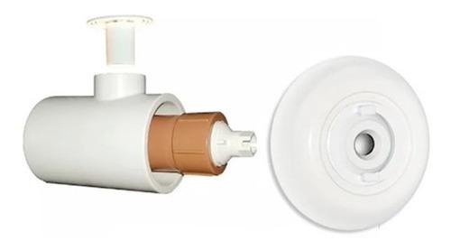Imagem 1 de 4 de Dispositivo Hidromassagem Plástico Piscinas Alvenaria Pratic